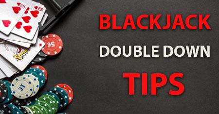 Blackjack Double Down TIps Canada