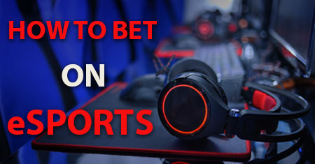 How to bet on eSports Canada