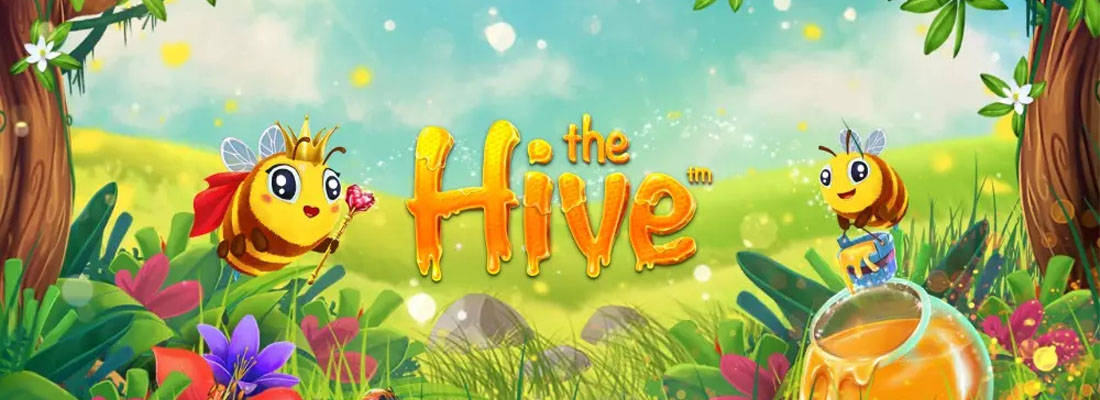 The Hive slot banner