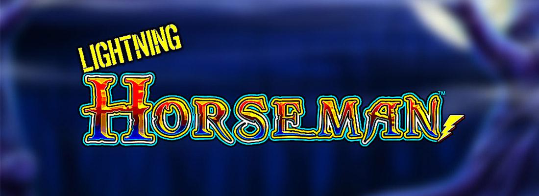 lightning-horseman-slot banner